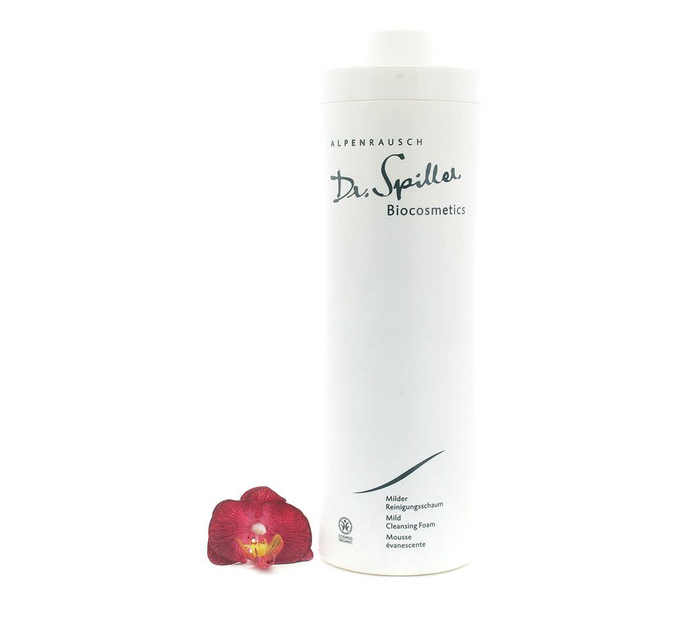 201517 Dr. Spiller Alpenrausch Organic Mild Cleansing Foam 1000ml