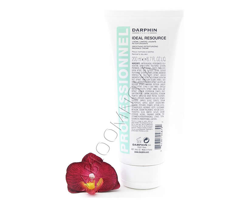 IMG_2859 Darphin Ideal Resource Crème Lumière Lissante Retexturisante - Smoothing Retexturizing Radiance Cream 200ml
