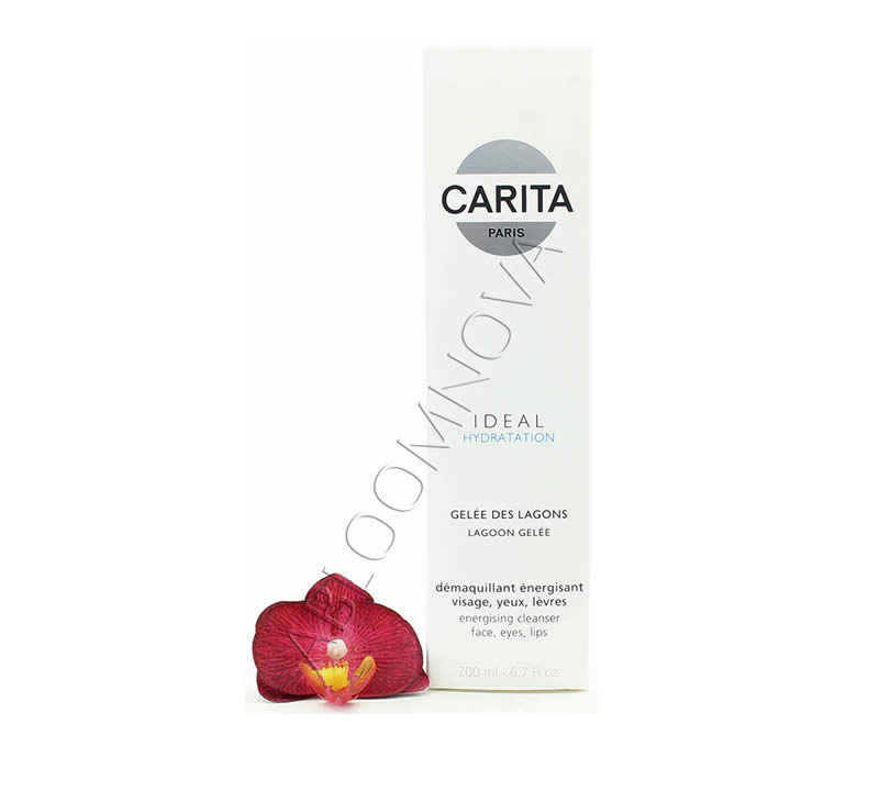 IMG_3280000 Carita Ideal Hydratation Gelee des Lagons - Lagoon Gelee 200ml