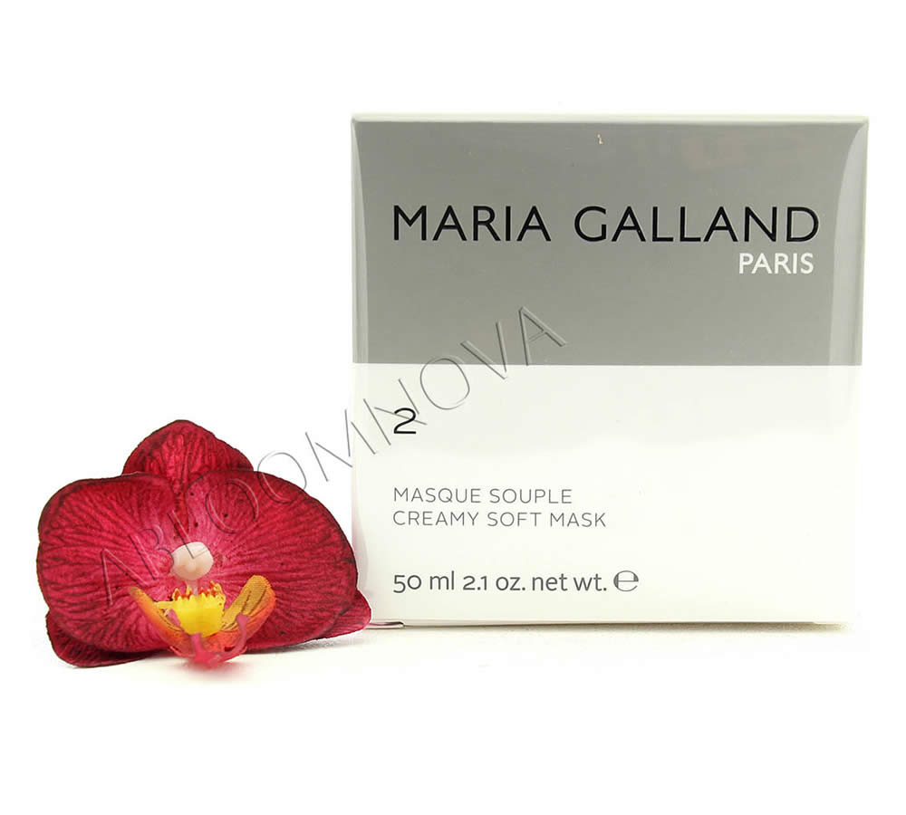 IMG_4579-1-e1511159490998 Maria Galland Creamy Soft Mask 2 50ml
