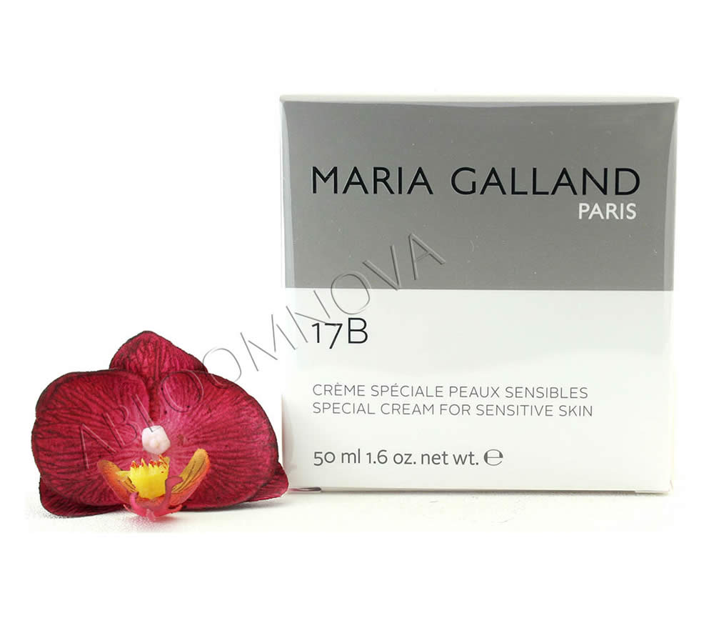 IMG_4638-1 Maria Galland Crème Spéciale Peaux Sensibles 17B 50ml
