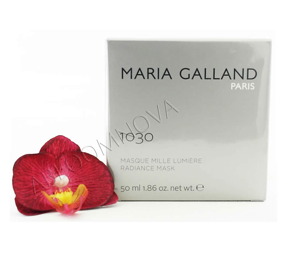 IMG_4680-1-e1527837465966 Maria Galland Masque Mille Lumiere 1030 - Radiance Mask 1030 50ml
