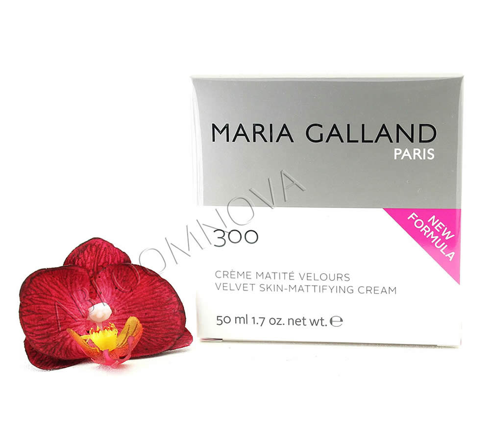 IMG_4684-1 Maria Galland Velvet Skin Mattifying Cream 300 50ml