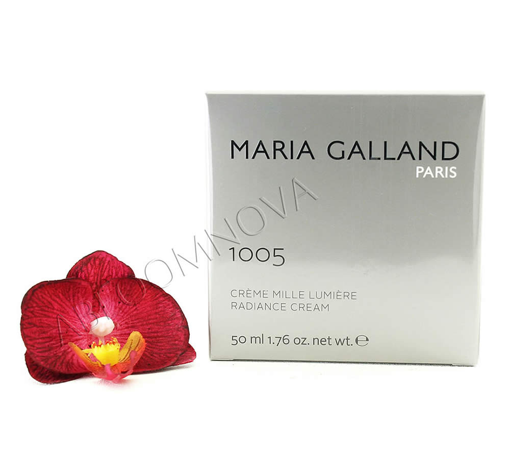 IMG_4685-1-e1507720625868 Maria Galland Creme Mille Lumiere 1005 - Radiance Cream 1005 50ml