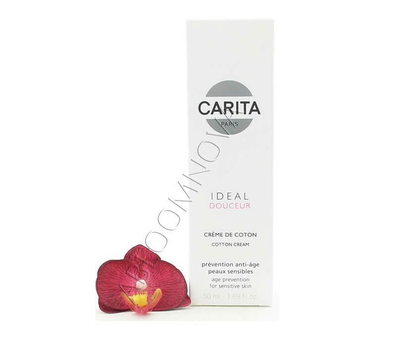 IMG_4978-e1507719823210 Carita Ideal Douceur Creme de Coton - Cotton Cream 50ml