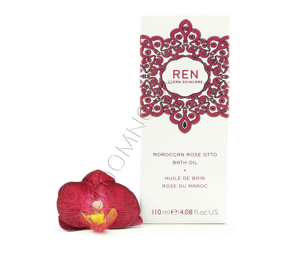 IMG_5157 REN Moroccan Rose Otto Bath Oil 110ml