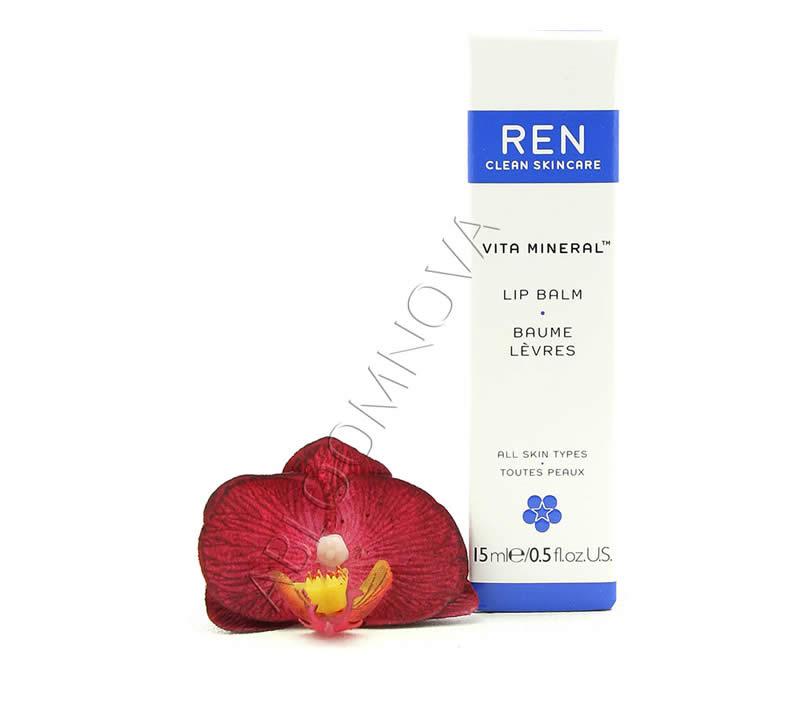 IMG_5175 REN Vita Mineral Lip Balm - Baume Lèvres 15ml