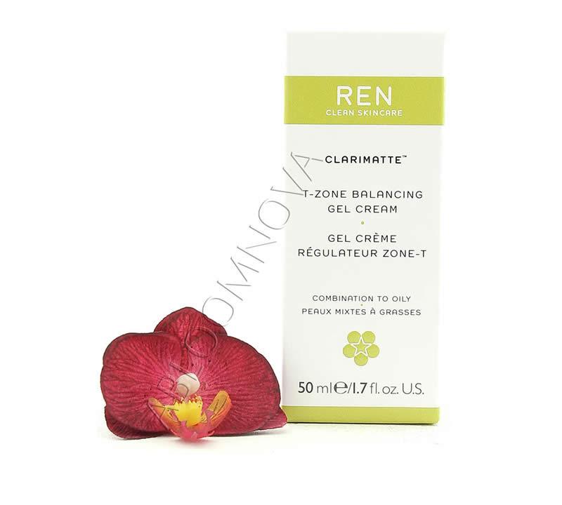 IMG_5183 REN Clarimatte T-Zone Balancing Gel Cream - Gel Crème Régulateur Zone-T 50ml