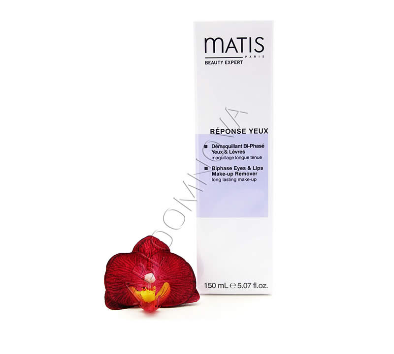 IMG_2373 Matis Reponse Yeux Biphase Eyes & Lips Make-up Remover 150ml