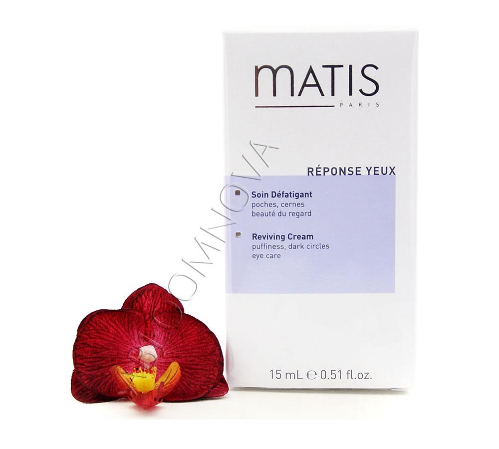 IMG_2375-1 Matis Réponse Yeux Soin Défatigant - Reviving Cream 15ml