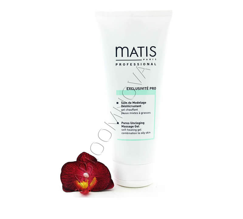 IMG_2705 Matis Exclusivité Pro Soin de Modelage Désincrustant - Pores Uncloging Massage Gel 200ml