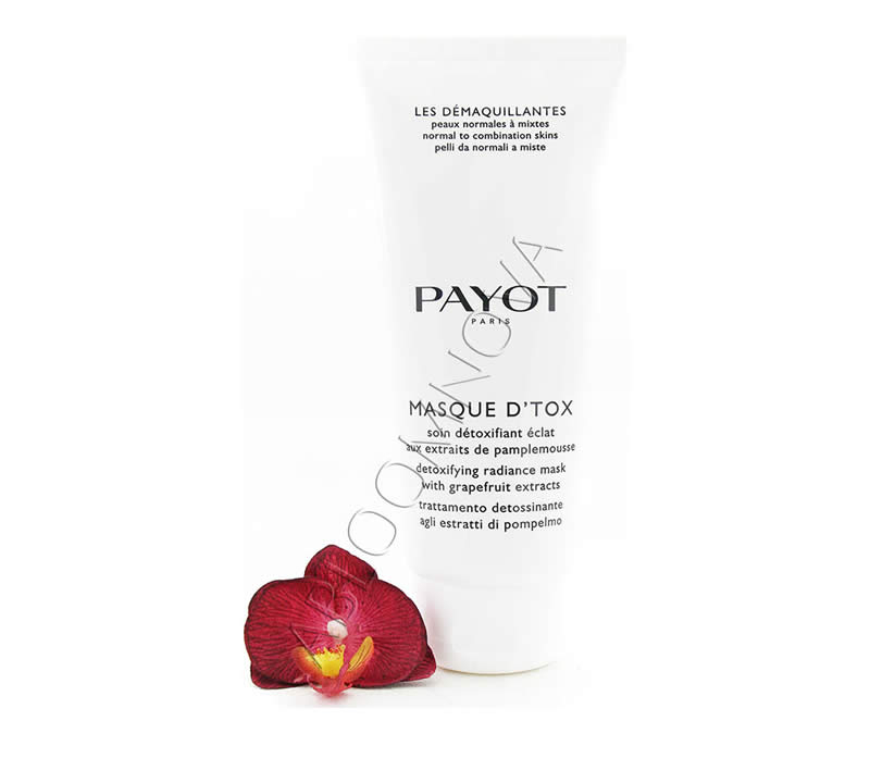 IMG_2714-e1523349443692 Payot Masque D`Tox - Detoxifying Radiance Mask 200ml