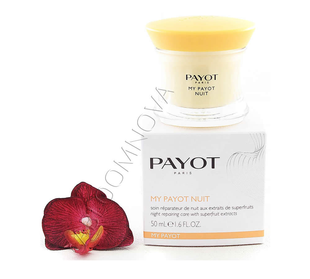 IMG_2757-1-e1535010024583 Payot My Payot Nuit - Night Repairing Care 50ml