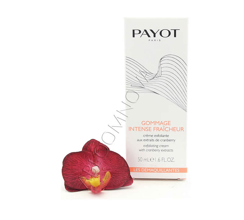 IMG_3868-e1535010047300 Payot Gommage Intense Fraicheur - Exfoliating Cream 50ml
