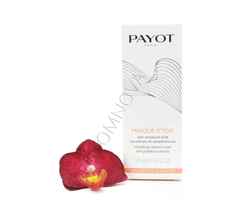 IMG_3879 Payot Masque D`Tox - Revitalising Radiance Mask 50ml