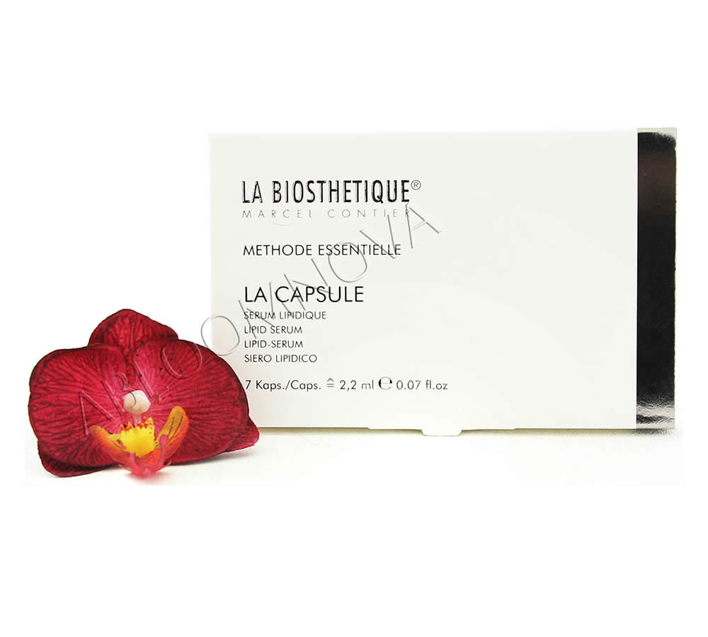 IMG_4356-1 La Biosthetique La Capsule - Lipid Serum 7x2.2ml