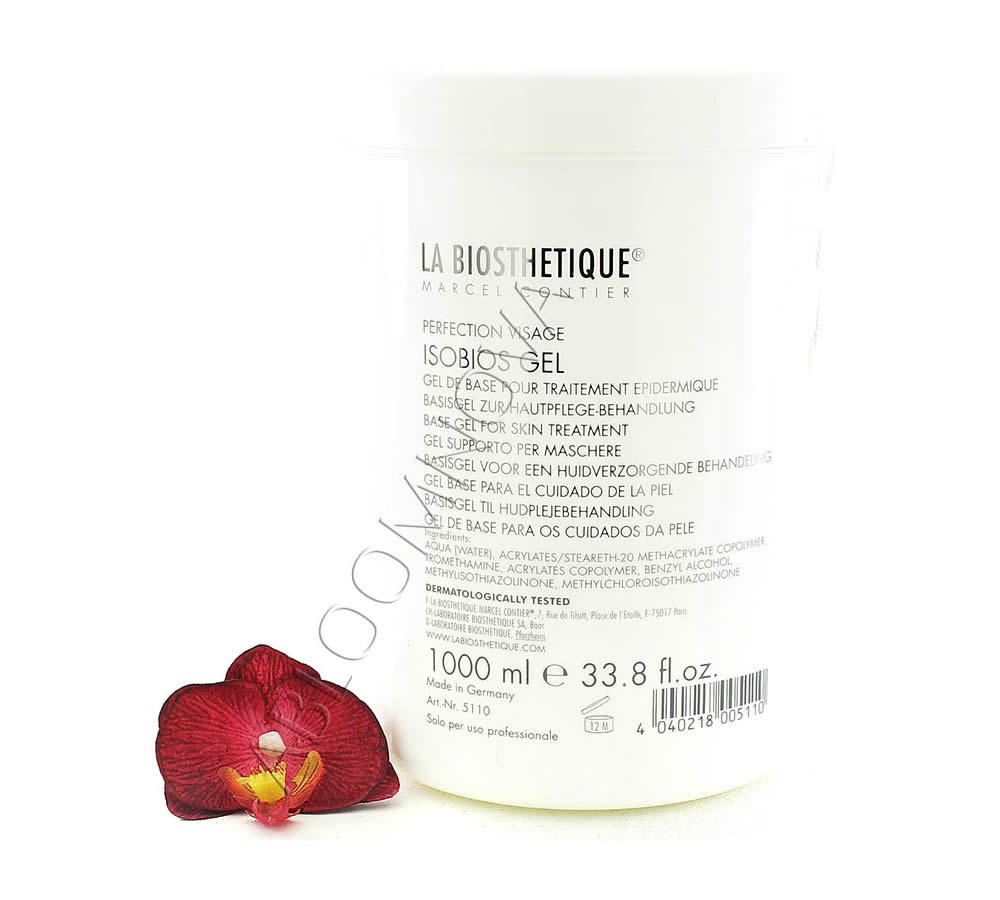 IMG_4387-1 La Biosthetique Isobios Gel - Base Gel for Skin Treatment 1000ml