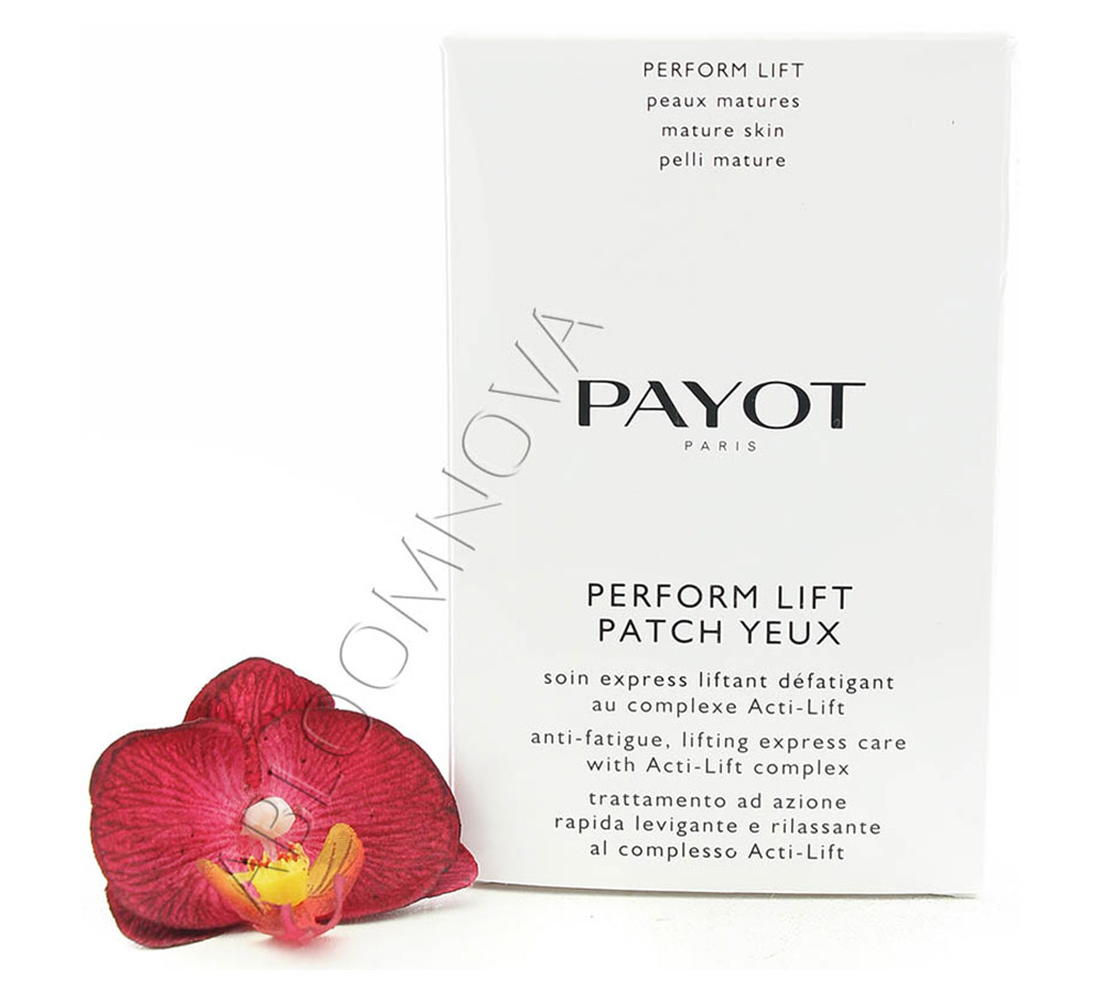 IMG_4437-1 Payot Perform Lift Patch Yeux - Anti-Fatigue, Lifting Express Care 20 psc