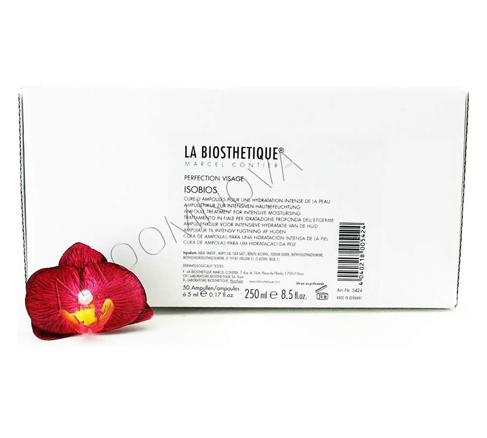 IMG_4838-1 La Biosthetique Isobios Ampoule - Ampoule Treatment for Intense Moisturising 50amp