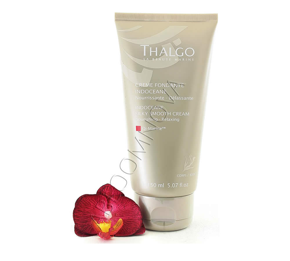 IMG_4928 Thalgo Indoceane Silky Smooth Cream - Creme Fondante Indoceane 150ml
