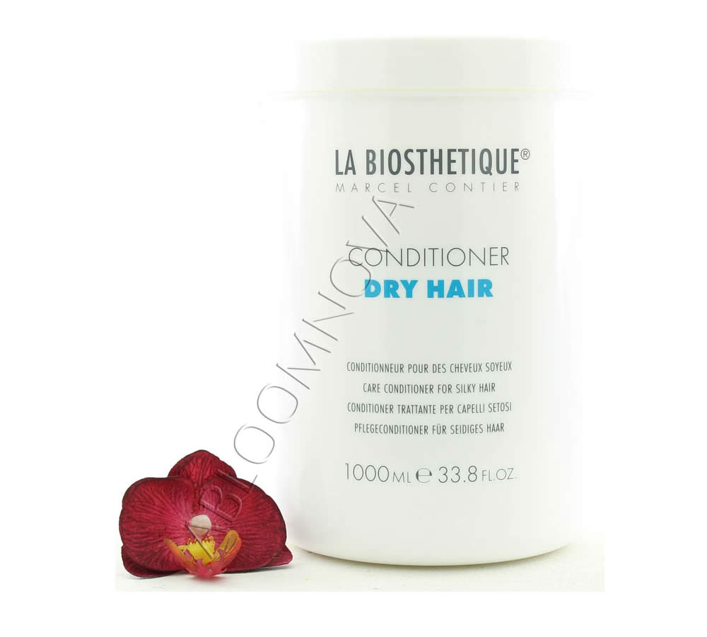 IMG_5225-1 La Biosthetique Conditioner Dry Hair - Care Conditioner for Silky Hair 1000ml