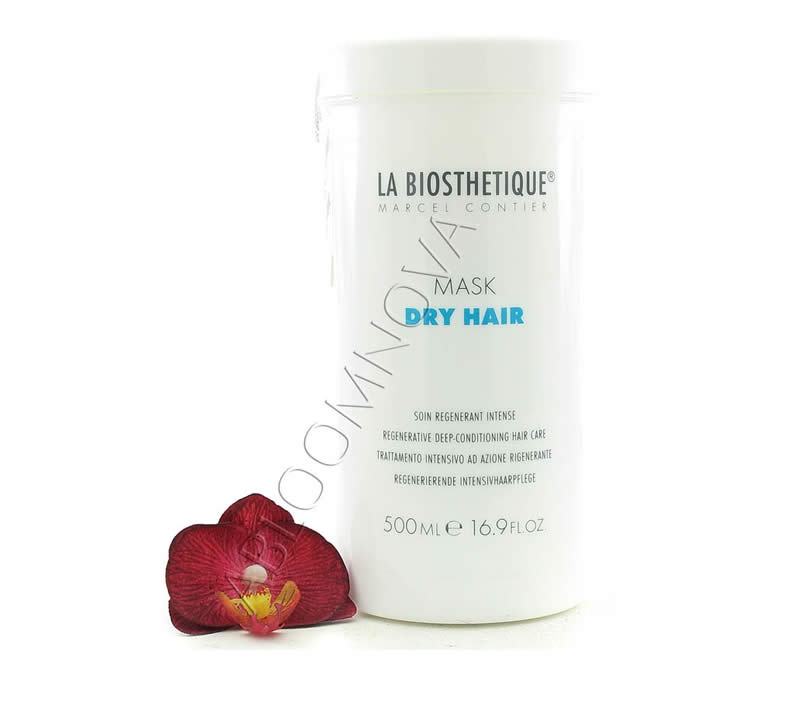 IMG_5226 La Biosthetique Mask Dry Hair - Regenerative Deep-Conditioning Hair Care 500ml