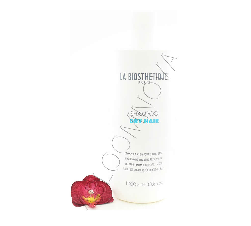 IMG_5550-1-e1511157633343 La Biosthetique Shampoo Dry Hair - Conditioning Cleansing for Dry Hair 1000ml
