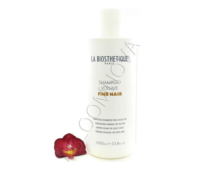 IMG_5563 La Biosthetique Shampoo Volume Fine Hair - Strengthening Shampoo for Fine Hair 1000ml