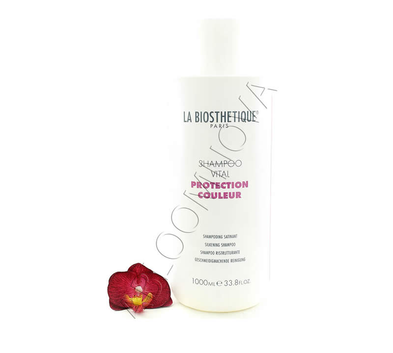 IMG_5565 La Biosthetique Shampoo Vital Protection Couleur - Shampooing Satinant 1000ml
