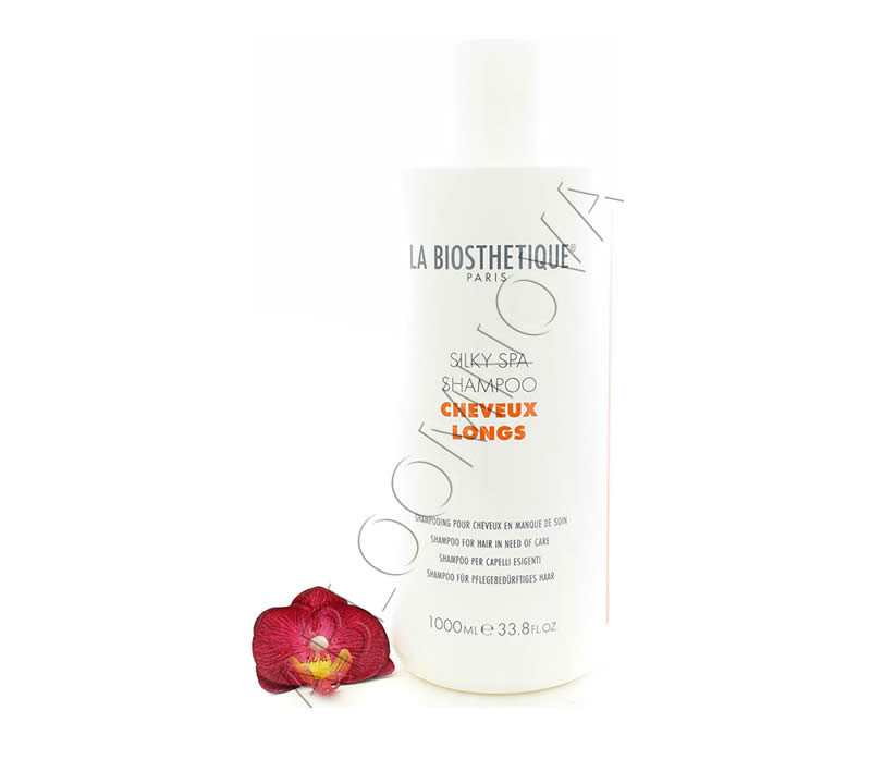 IMG_5569 La Biosthetique Cheveux Longs Silky Spa Shampoo - Shampoo for Hair in Need of Care 1000ml