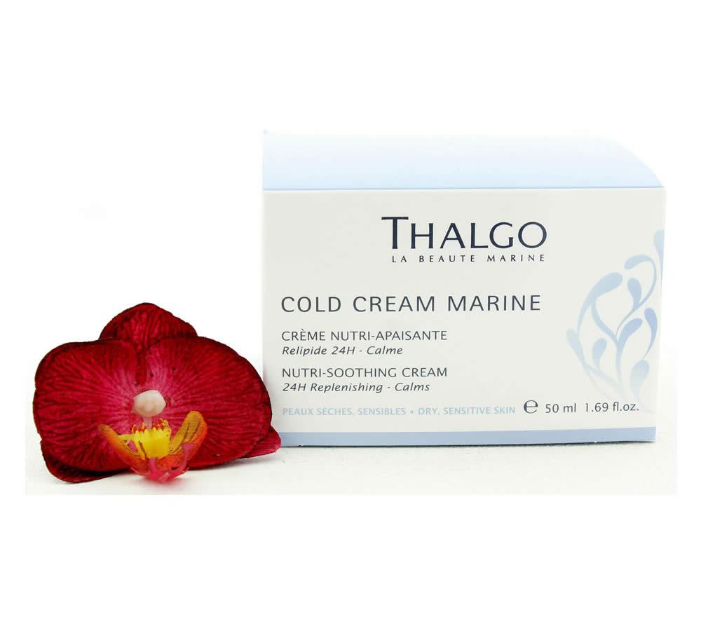 IMG_5652-1 Thalgo Cold Cream Marine Crème Nutri-Apaisante - Nutri-Soothing Cream 50ml
