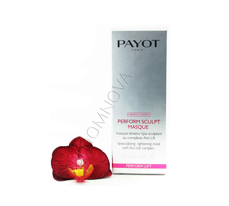 IMG_65092176-e1536043637196 Payot Perform Sculpt Masque - Liposculpting, Tightening Mask 50ml