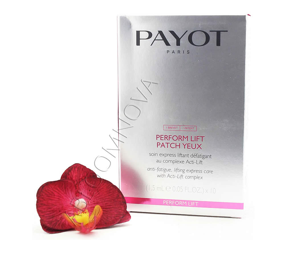 IMG_65092177-1-e1536043612207 Payot Perform Lift Patch Yeux - Anti-Fatigue, Lifting Express Care 10 psc
