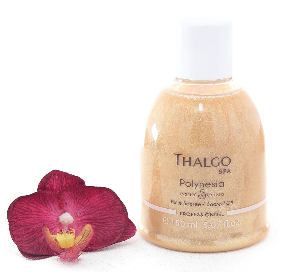 KT11002 Thalgo Polynesia Sacred Oil - Huile Sacree Polynesia 150ml