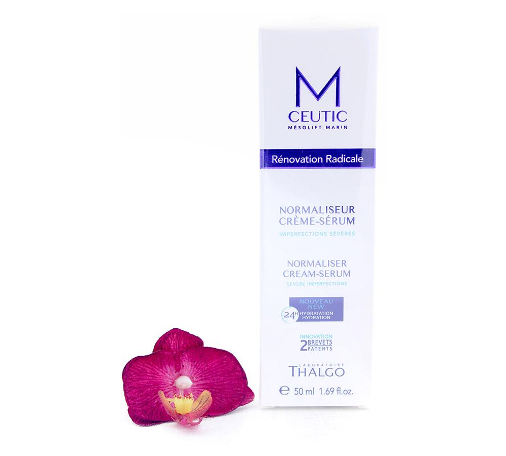 VT140162 Thalgo M-Ceutic Normaliser Cream-Serum - Normaliseur Creme-Serum 50ml