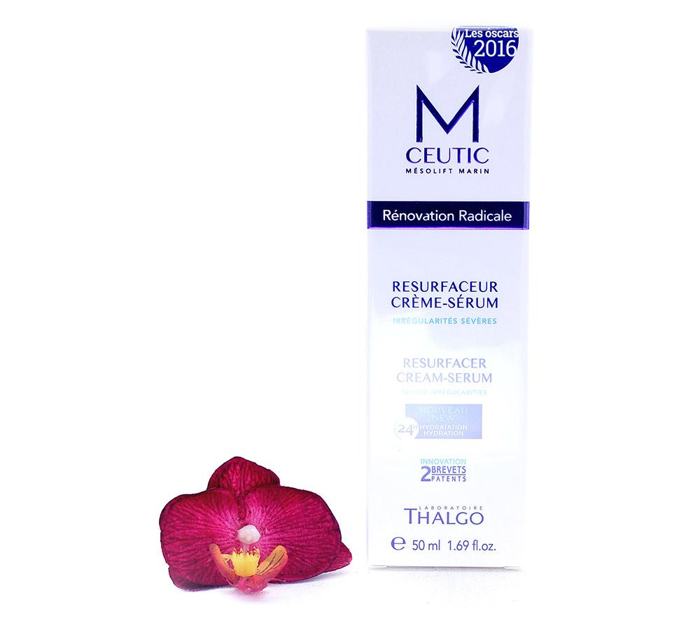 VT140172 Thalgo M-Ceutic Resurfacer Cream-Serum - Resurfaceur Creme-Serum 50ml