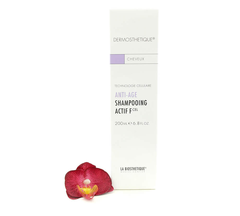 120170 La Biosthetique Anti-Age Shampooing Actif F 200ml