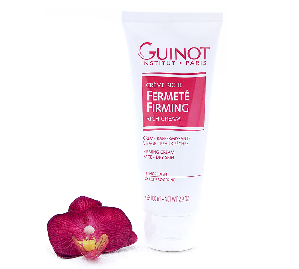 441810 Guinot Crème Riche Fermeté Lift - Rich Lift Firming Cream 100ml