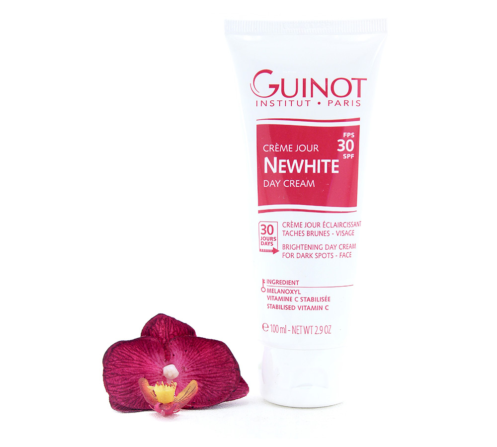 442500 Guinot Newhite Creme Jour Eclaircissante - Brightening Day Cream SPF30 100ml