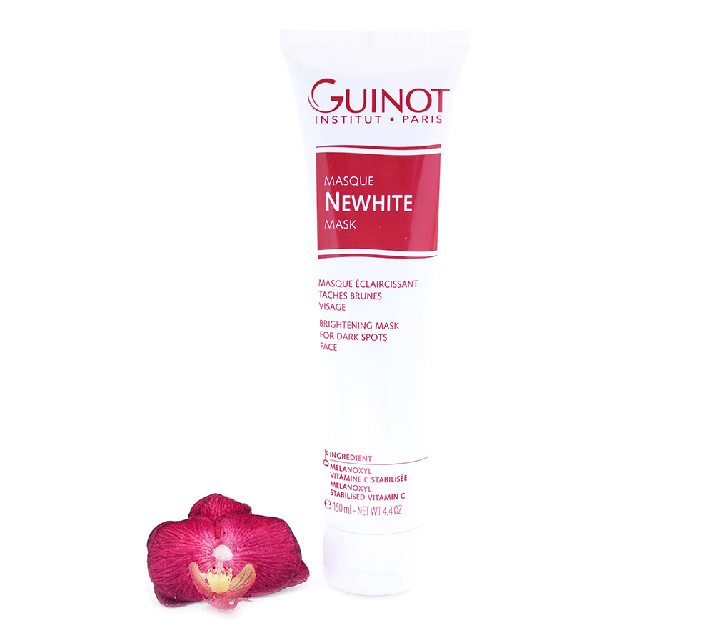 442800 Guinot Masque Newhite Mask Masque Éclaircissant Taches Brunes - Brightening Mask for Dark Spots 150ml