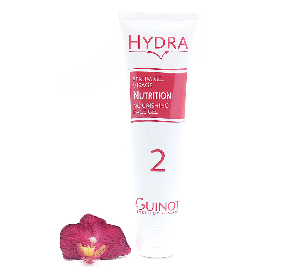 453820-1 Guinot Double Ionisation Sérum Gel Nutrition - Nourishing Face Gel 150ml