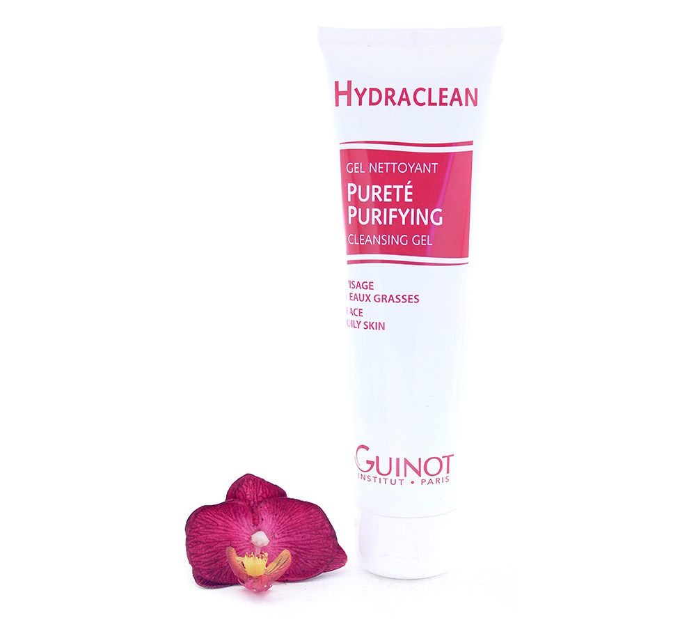 4545502 Guinot Hydraclean Gel Nettoyant Purete - Purifying Cleansing Gel 150ml