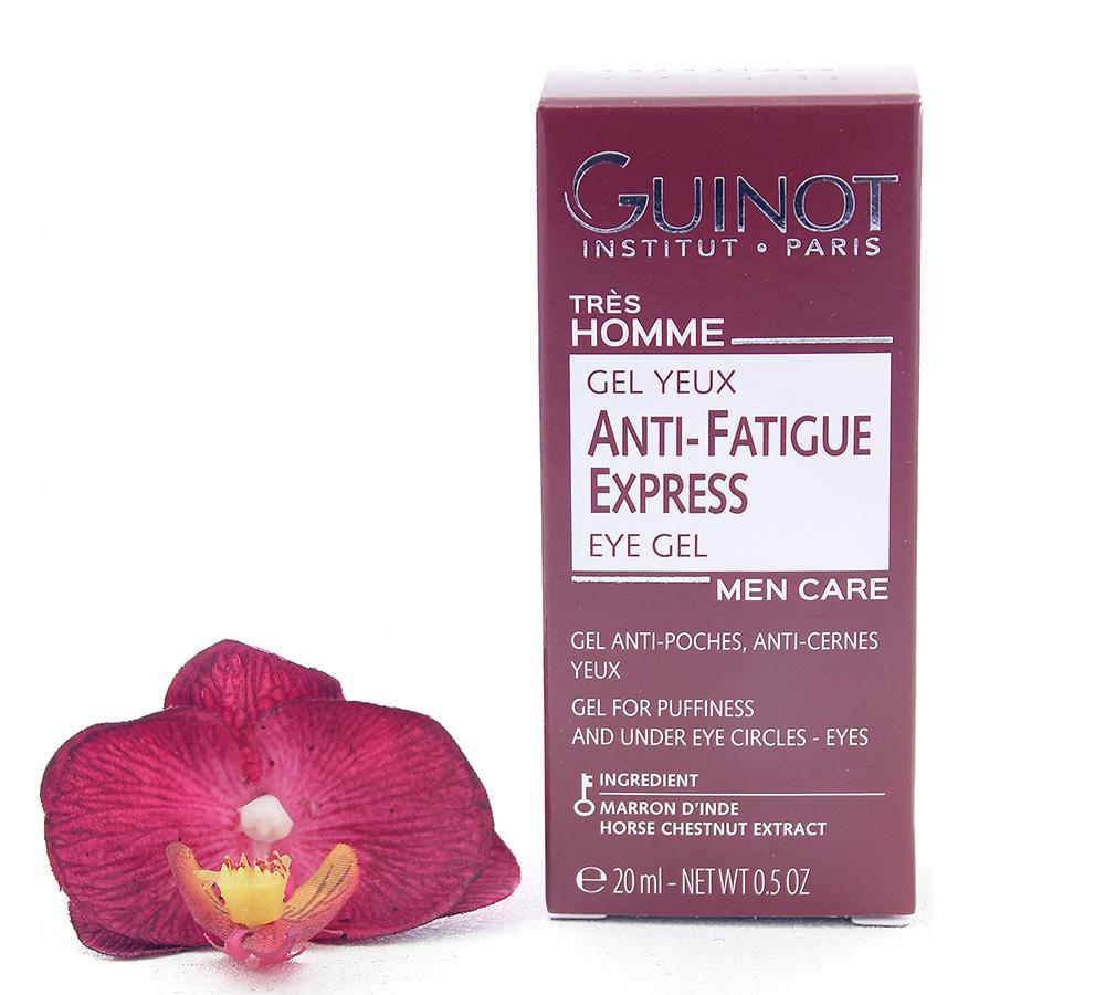 501830 Guinot Tres Homme Gel Yeux - Eye Gel 20ml