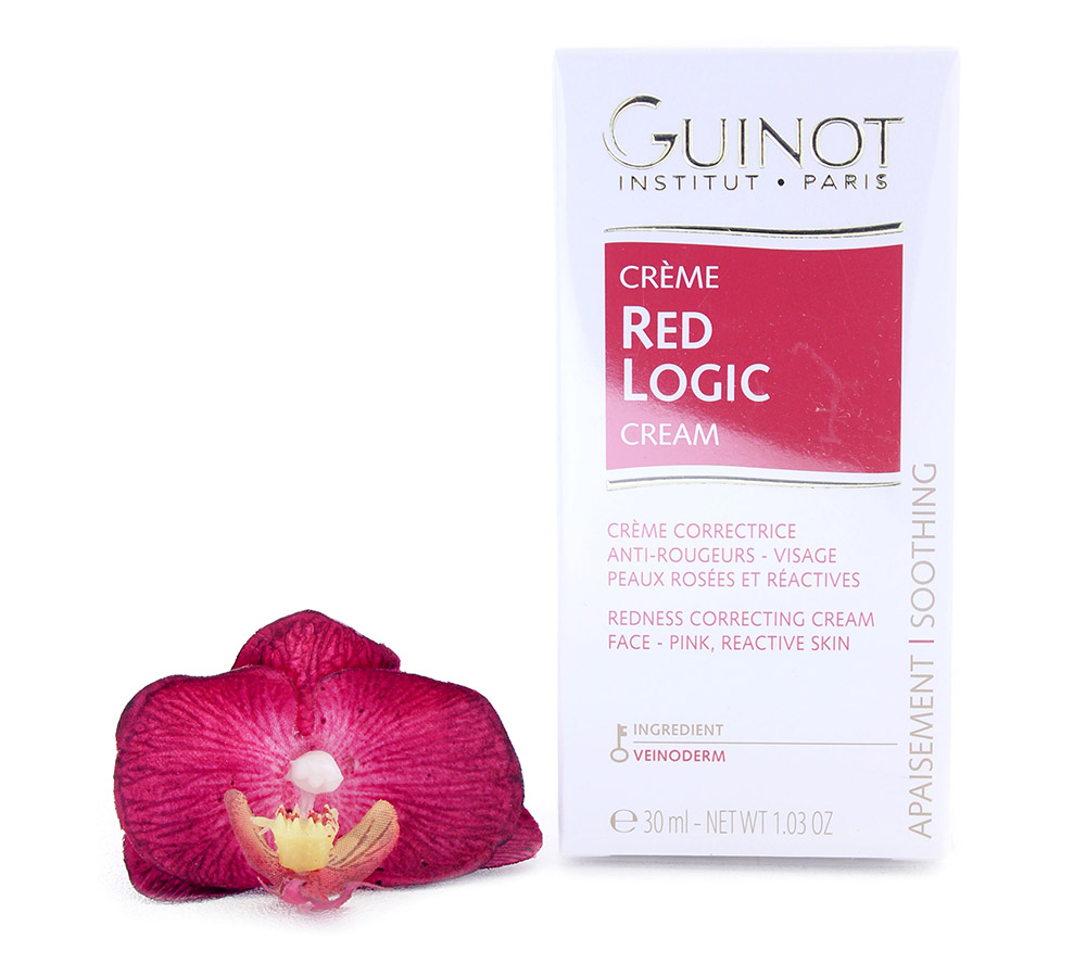 5027802 Guinot Crème Red Logic Cream 30ml