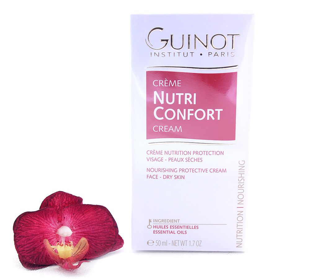 5028343 Guinot Creme Nutri Confort Cream - Nourishing Protective Cream 50ml