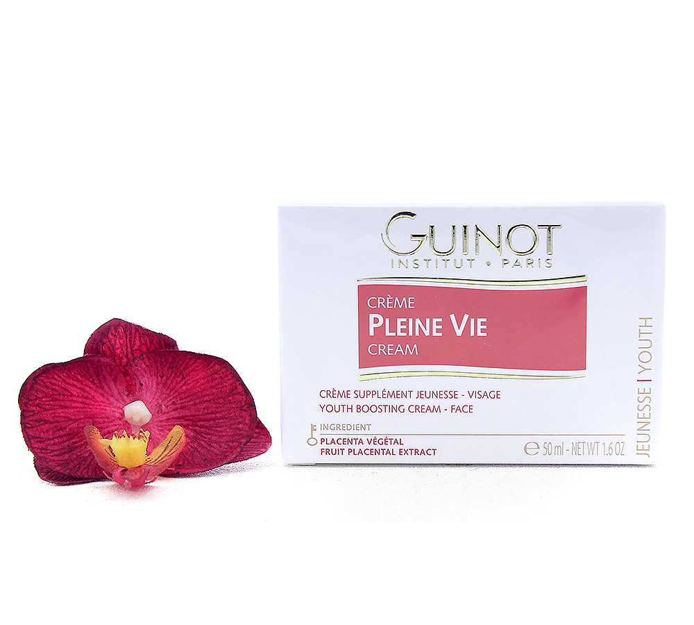 502933-1 Guinot Pleine Vie Cream - Youth Boosting Face Cream 50ml