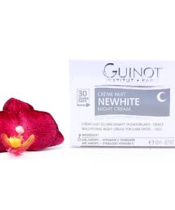 505400.-247x296 Guinot Newhite Creme Nuit Eclaircissante - Brightening Night Cream 50ml