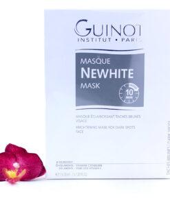 505700-247x296 Guinot Newhite Masque - Brightening Mask For Dark Spots 7x30ml