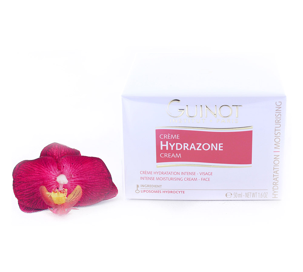 5060442 Guinot Crème Hydrazone - Crème Hydratation Intense - Intense Moisturising Cream 50ml