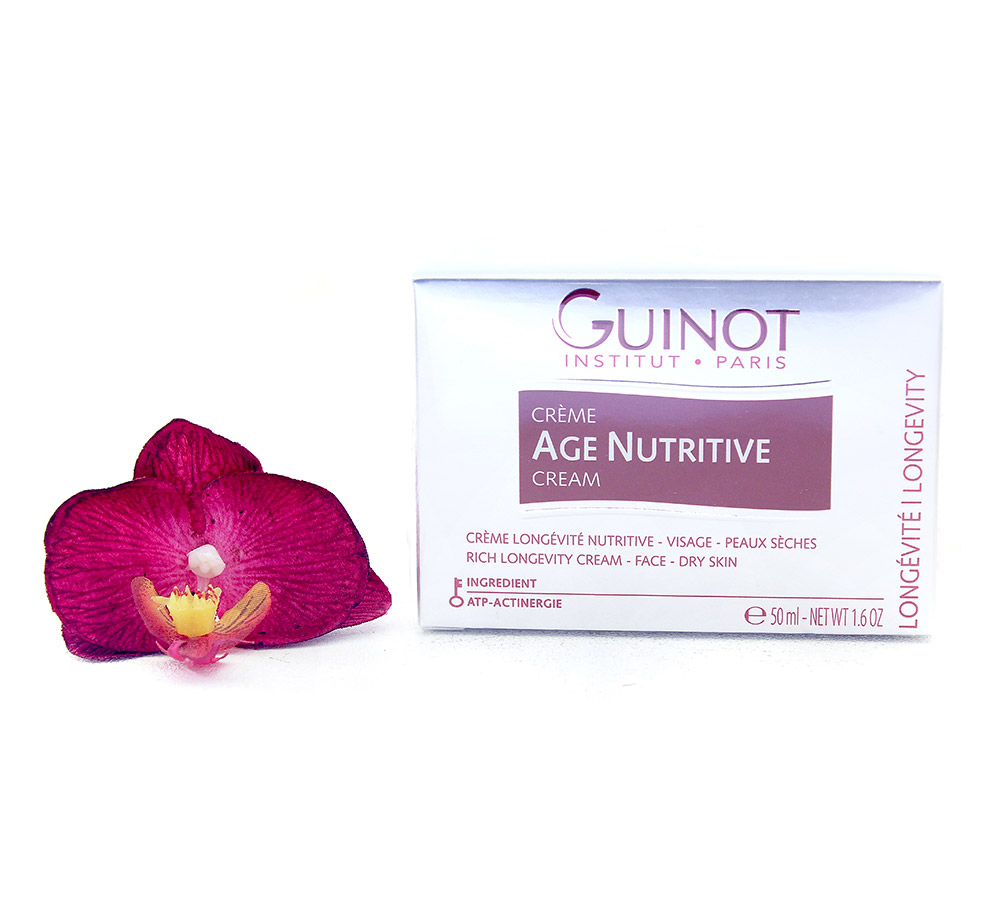 5290512 Guinot Creme Age Nutritive Cream - Rich Longevity Cream 50ml